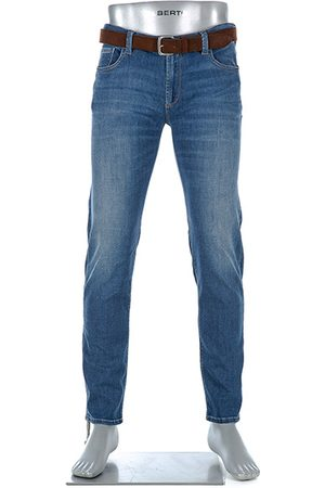 Alberto Herren Slim - Slim Fit Slim-DS Sustainable 48371379/840