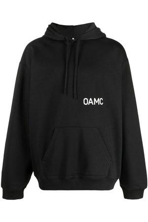 OAMC Hoodie mit Logo-Print