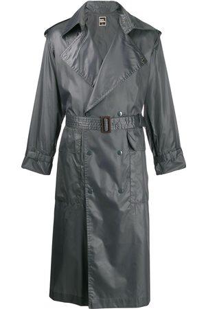 Issey Miyake 1970s Klassischer Trenchcoat