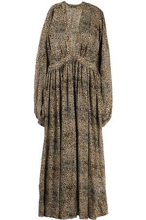 WANDERING Kleid mit Print
