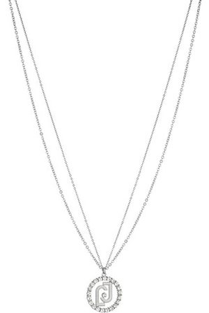 Liu Jo Halskette LJ1575 Stainless steel Necklace silber