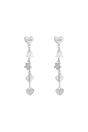 Liu Jo Ohrringe LJ1597 Stainless steel Earrings silber