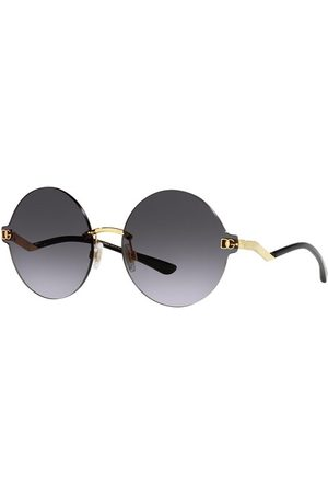 Dolce & Gabbana Damen Sonnenbrillen - Sonnenbrille gold