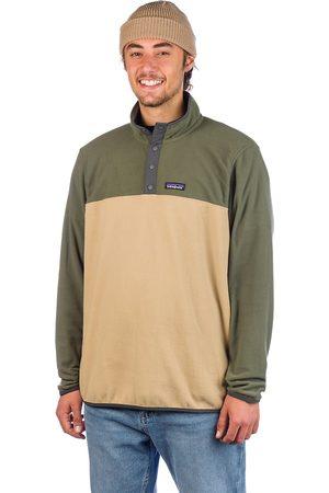 Patagonia Herren Sweatshirts - Micro D Snap-T Sweater