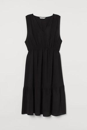 H&M Damen Ärmellose Kleider - MAMA Kleid