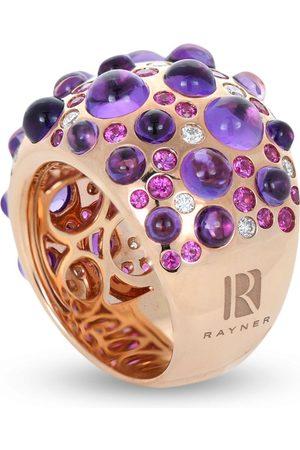 RODNEY RAYNER 18kt Rotgoldring