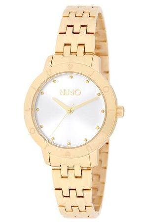 Liu Jo Damen Uhren - Uhr TLJ1811 Greta Quartz Watch gold