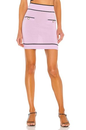 Lovers + Friends Pearl Mini Skirt in . Size XS, S, M.