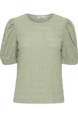 B YOUNG Damen T-Shirts, Polos & Longsleeves - T-Shirt 'BYSANNY