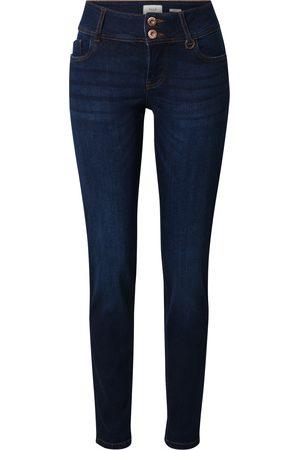 Pulz jeans Damen Cropped - Jeans 'SUZY