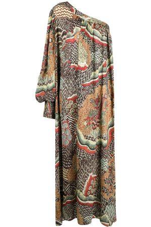 ANJUNA Einschultriges Kleid