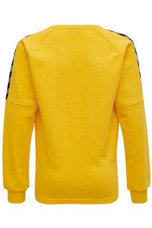 Hummel Trainings-Sweatshirt, SPORTS YELLOW, 116