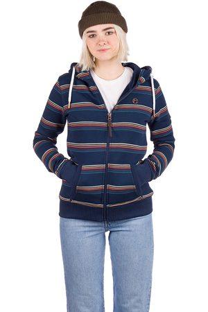Kazane Damen Sweatshirts - Sonia Zip Hoodie
