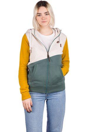 Kazane Damen Sweatshirts - Taina Zip Hoodie