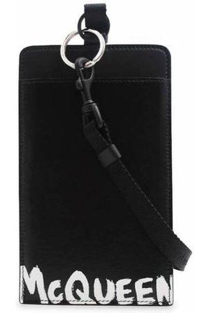 Alexander McQueen Smartphone pouch , Herren, Größe: One size