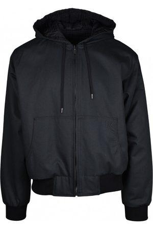 Kenzo Monogrammed bomber jacket , Herren, Größe: L