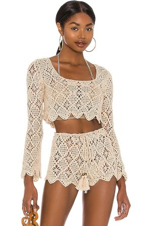 Tularosa Amaka Top in . Size XXS, XS, S, M, XL.