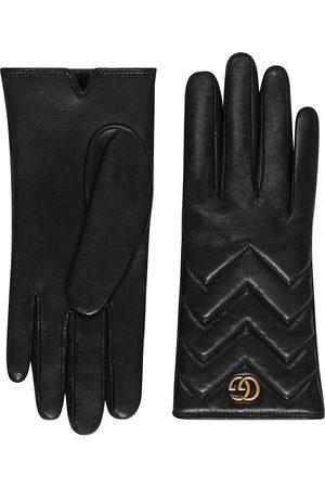 Gucci Damen Handschuhe - GG Marmont' Handschuhe