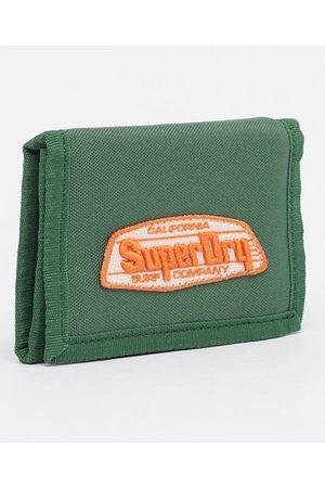 Superdry Herren Handtaschen - Cali Brieftasche mit Klettverschluss