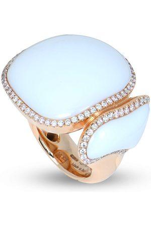 CHANTECLER 18kt Rotgoldring mit Diamanten