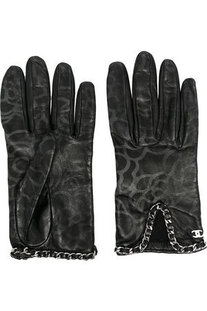 CHANEL Camélia Handschuhe