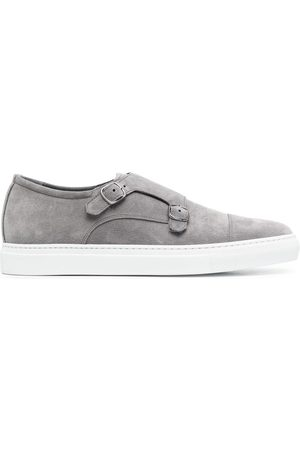 Scarosso Monk-Sneakers aus Wildleder