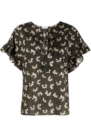 P.a.r.o.s.h. Damen Blusen - Bluse mit Print