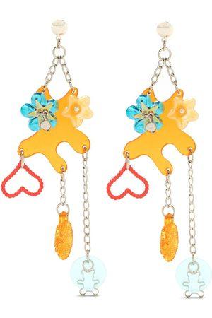 AMIR SLAMA Damen Ohrringe - Klassische Ohrringe