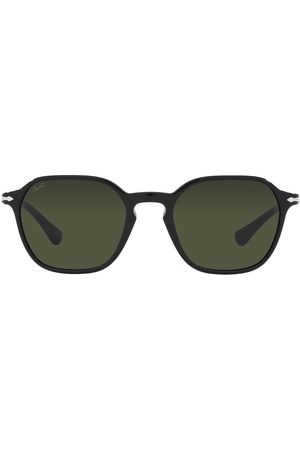 Persol Sonnenbrille mit geometrischem Gestell