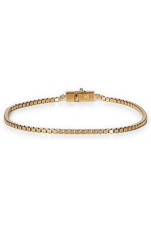 TOM WOOD Herren Armbänder - Square Bracelet