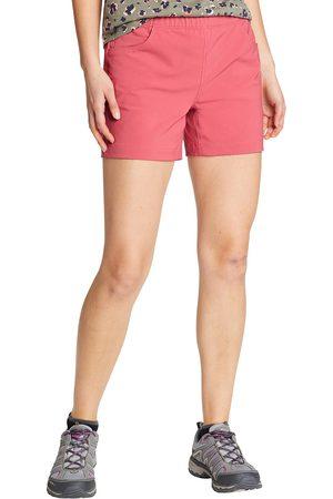 Eddie Bauer Damen Shorts - Climatrail Shorts Damen Gr. 4