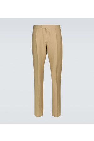 CARUSO Hosen & Jeans - Hose aus Leinen