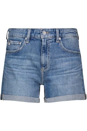 AG Jeans High-Rise Jeansshorts Hailey