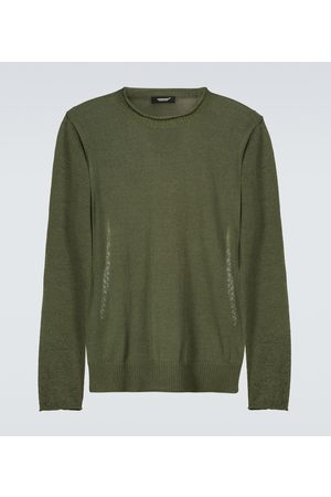 UNDERCOVER Pullover aus Tech-Material