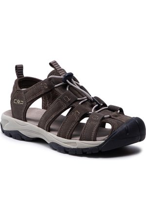 CMP Herren Sandalen - Sahiph Leather Hiking Sandal 30Q9507 Wood P961