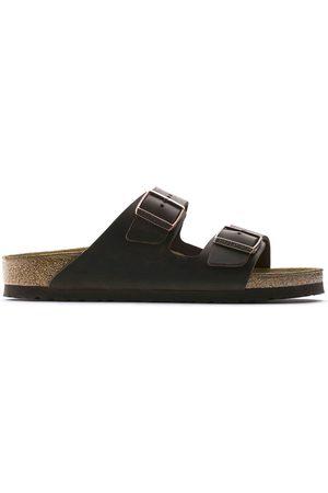 Birkenstock Sandals Arizona Oiled Leather , Herren, Größe: 40