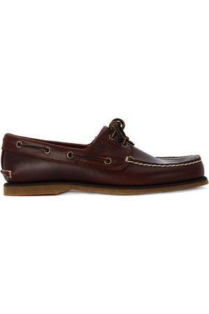 Timberland Cls2I Boat Rootbeer Loafers , Herren, Größe: 41