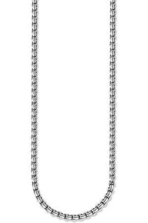 Thomas Sabo Halsketten - Venezia-Kette Geschwärzt