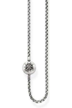 Thomas Sabo Halsketten - Kette für Beads Geschwärzt