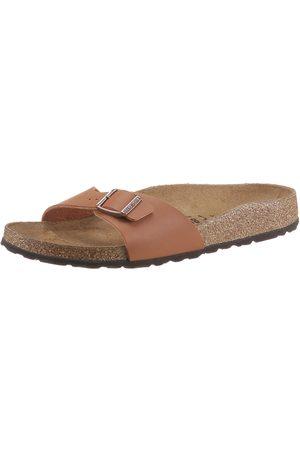 Birkenstock »MADRID« Pantolette in schmaler Schuhweite, mit ergonomisch geformtem Fußbett