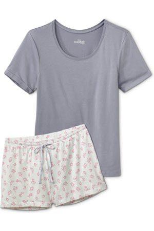 Tchibo Shorty-Pyjama