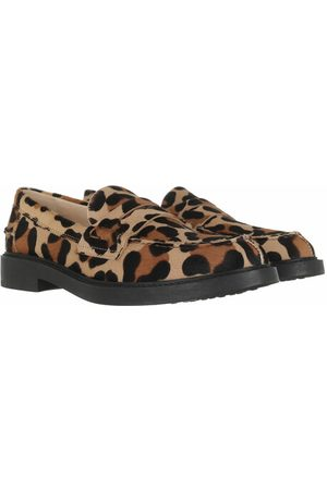 Tod's Loafers & Ballerinas Loafers Leo Print bunt