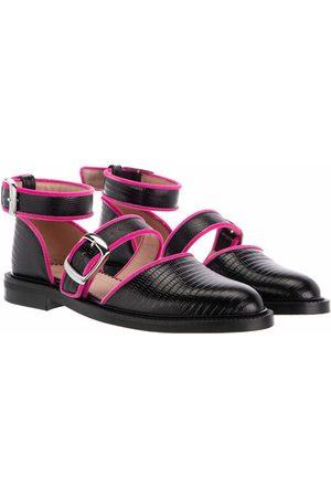 INCH2 Sandalen & Sandaletten Pinky Black Closed Toe Sandals schwarz
