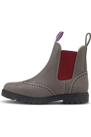 Blue Heeler Chelsea-Boots Conner in mittelgrau, Stiefeletten für Damen