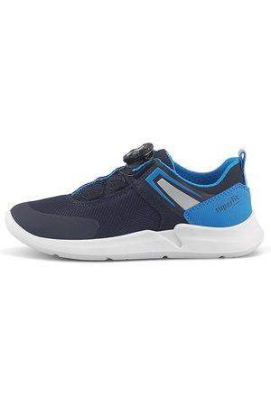 Superfit Sneaker Thunder in dunkelblau, Sneaker für Jungen