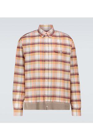 UNDERCOVER Damen Blusen - Kariertes Hemd aus Baumwolle