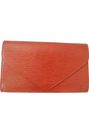 LOUIS VUITTON VINTAGE \N Handtasche in Leder