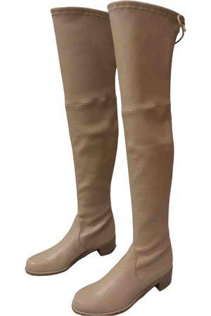Stuart Weitzman Leder Cowboy-boots