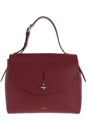 Furla Damen Taschen - Satchel Bag Net Medium Top Handle rot