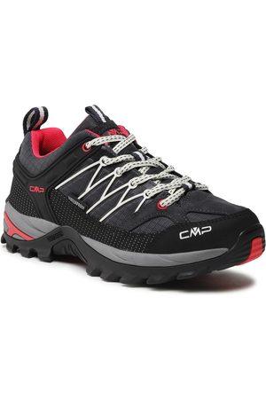 CMP Rigel Low Wmn Trekking Shoe Wp 3Q54456 Antracite/Off White 76UC